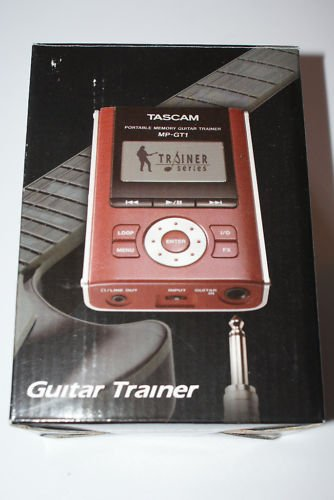 Tascam Guitar Trainer MP-GT1 MP3