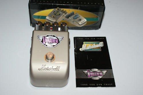 Marshall Vibratrem Tremolo VT-1 Effect Pedal Uni-Vibe