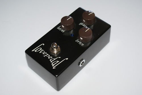 Lovepedal  Eternity Overdrive Effect Pedal