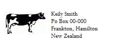 Label Kiwi