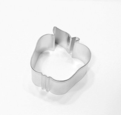 2.5 Inch Apple Cookie Cutter