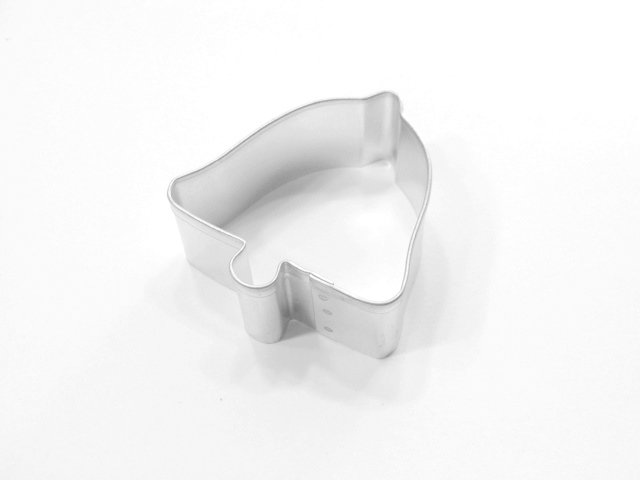 2.5 Inch Bell Cookie Cutter