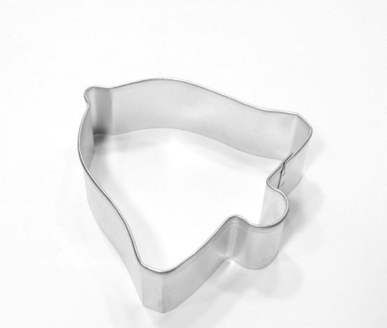 3.5 Inch Bell Cookie Cutter