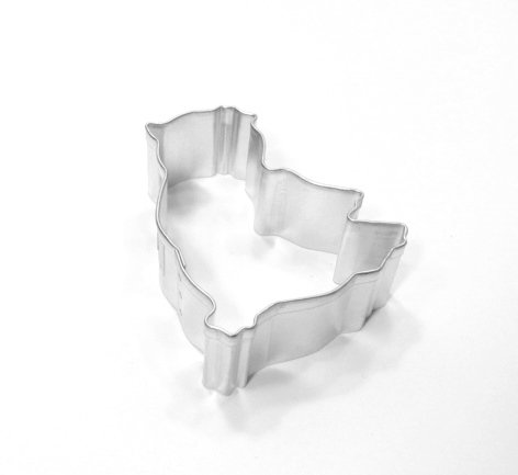 Ruffled Chick Cookie Cutter