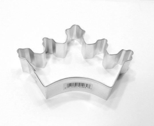Crown Cookie Cutter 5 Inch