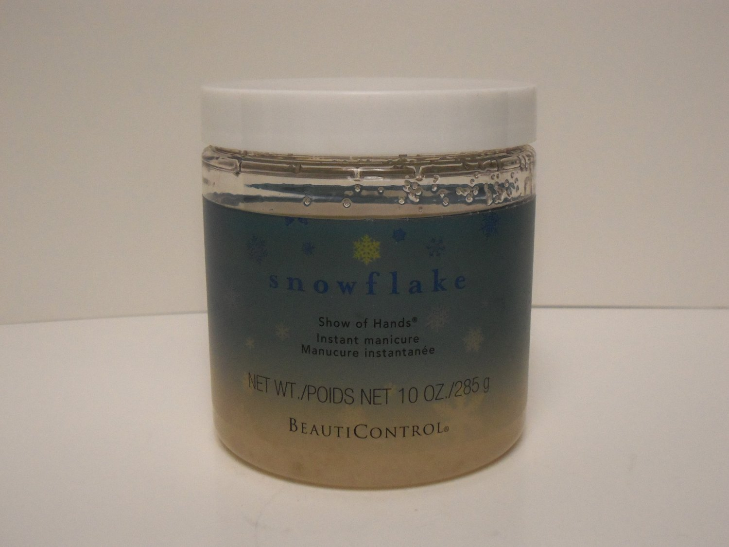 Beauticontrol Snowflake Show Of Hands Instant Manicure