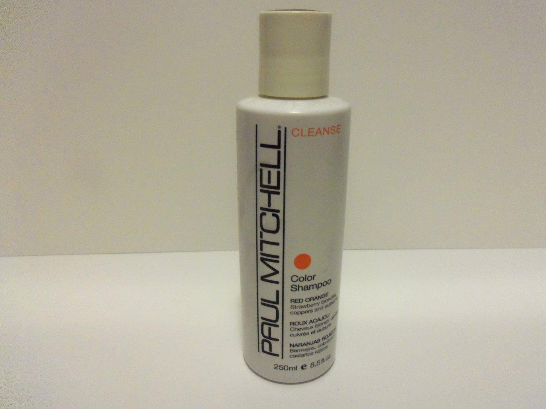 Paul Mitchell Color Shampoo (Red Orange)8.5fl oz