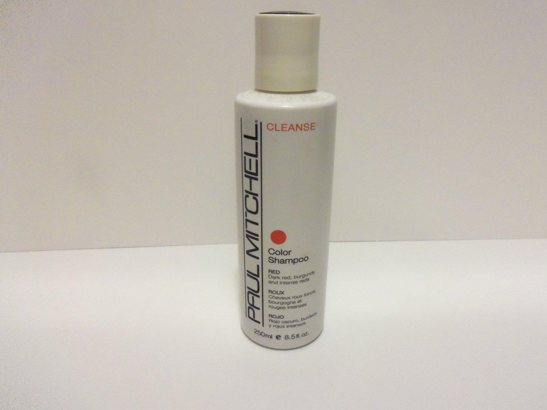 Paul Mitchell Color Shampoo (Red )8.5fl oz
