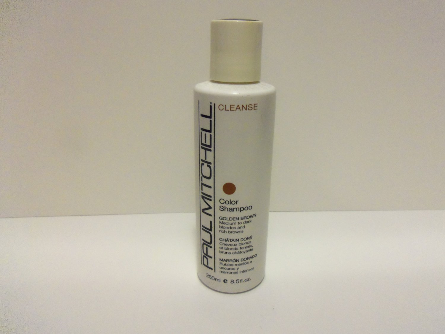 Paul Mitchell Color Shampoo (Golden Brown)8.5fl oz