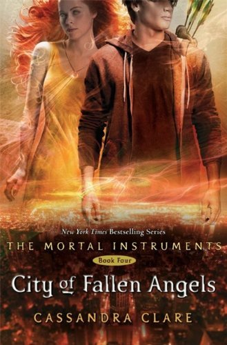 City of Fallen Angels By Cassandra Clare (Signed)