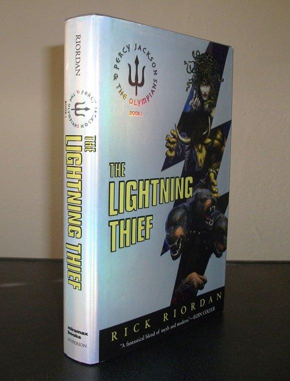 The Lightning Thief (First Printing) by Rick Riordan