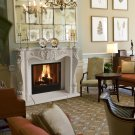 "62"" Chateau Series Louis XIII Stone Fireplace Mantel Mantle"