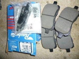 Raybestos Brake Pads PGD741M -BRAND NEW IN BOX- Corolla