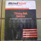 1998-1999 Mitchell Timing Belt Service Manual