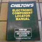 Chilton's Electronic Component Locator Manual
