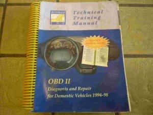 1994-1998 OBD II Diagnosis and Repair Manual