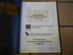 1987-1993 General Motors Fuel Injection Training Manual