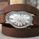 Women's Watches,Leather Melting Watch,Women wrist watch,Bracelet wrap Watch Elegant