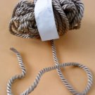 "1/4"" Decorative cord IS approximately 1/4"" diameter"