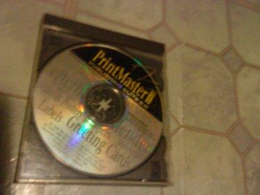 PRINTER MASTER GOLD PUBLISH SUITE 3.0 PC CD-ROM WINDOWS  95