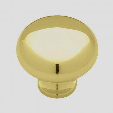1 Belwith # P9770 1 inches Solid Brass Cabinet  Knobs  PULL