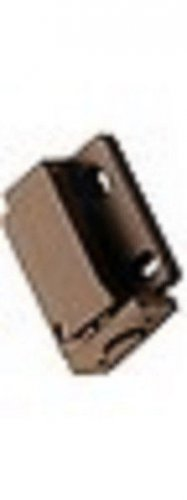 1 BELWITH #P656-STB BROWN PLASTIC CABINET CATCH