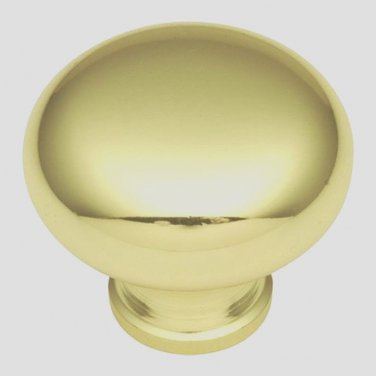 1 Belwith p302-PB  Polished Brass KNOB