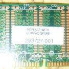Compaq Presario 293727 -001 32MB  SODIMM MEMORY