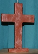 Large cross Brown