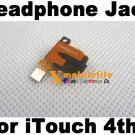 Headphone Audio Jack Flex Cable Part for iPod Touch 4th Gen 4G 8GB 32GB 64GB