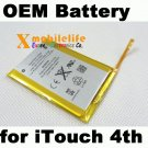 OEM Li-ion Battery Replacement for iPod Touch 4th Gen 8GB 32GB 64GB