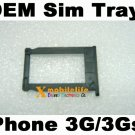 Black Plastic Sim Tray Sim Card Holder for iPhone 2nd Gen 3G 8GB 16GB 32GB
