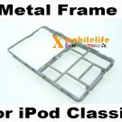 Metal Middle Bezel Chrome Frame Housing for iPod 6th 7th Gen Classic 80GB 120GB 160GB