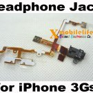 Black Headphone Audio Jack Flex Ribbon Cable for iPhone 3rd Gen 3Gs 8GB 16GB 32GB