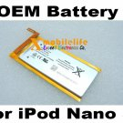 New OEM Li-ion Battery Replacement for iPod Nano 5th Gen 8GB 16GB
