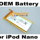 New OEM Li-ion Battery Replacement for iPod Nano 5th Gen 8GB 16GB