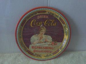 Coca Cola Tray 75th Anniversary