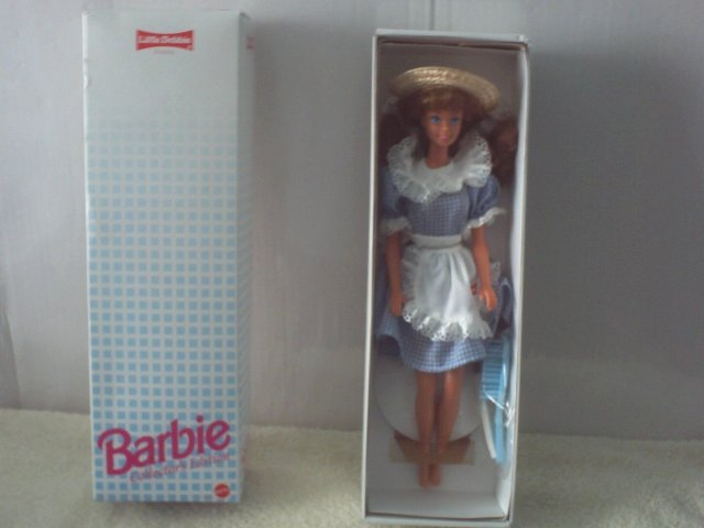 Little Debbie Barbie First Edition 1993
