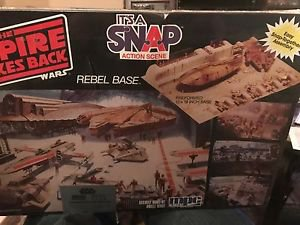 Star Wars The Empire Strikes Back Rebel Base Model Kit Commemorative NOS Sealed