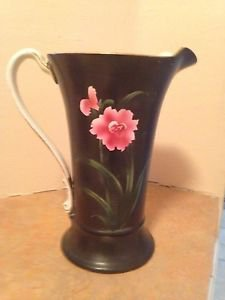 BEAUTIFUL BURLEIGH/BURGES LEIGH Art Pottery PITCHER
