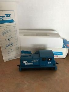 Model Power 96679 HO Conrail DDT Industrial Diesel Locomotive MIB