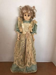 "Louis Nichole World Doll 19"" Vinyl 1983"