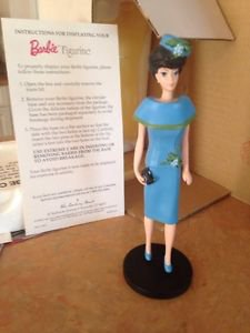 "Danbury Mint Classic Barbie Figurine Collection ""Fashion Editor"" MIB"