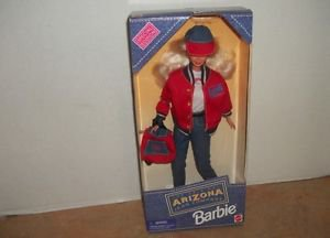 Arizona Jean Barbie Special Edition Doll Complete With Accessories 1995 MIB
