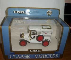 1913 T VAN ST MARY'S HOSPITAL Classic Vehicles by ERT1:43 MIB
