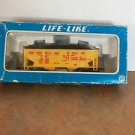 Life-Like Coal Hopper Union Pacific HO Scale Train Model #25743 MIB