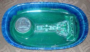 Vintage Hyde Park Gifts Ashtray