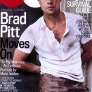 GQ Magazine-Brad Pitt Cover 06/2005