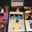 MICHAEL JACKSON 9 singles pack 45rpm - COLORED VINYL- IMPORTED