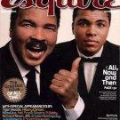 Esquire Magazine-Muhammad Ali 10/2003